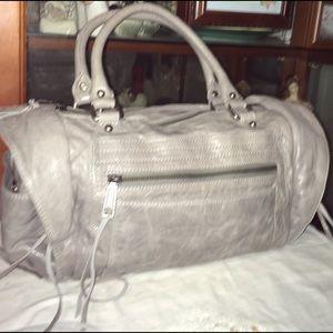 Rebecca Minkoff Leather Satchel Bag